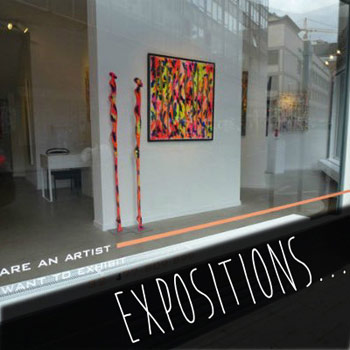 Expositions de l'Artiste Contemporain - Delphine DESSEIN -